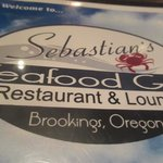Sebastian's Restaurant, Brookings/Harbor Area, Oregon