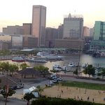 Inner Harbor from Federal Hill