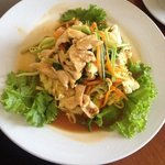 Stir Fried Chicken and Vegetables with Egg Noodles- must try!