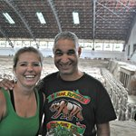 Jill and me at the Terracotta Warriors