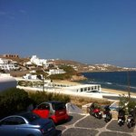 Photo de Hotel Mykonos Beach