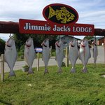 Φωτογραφία: Jimmie Jack's Alaska Lodge