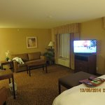 Photo de Hampton Inn & Suites Edmonton International Airport