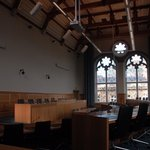 Derry/Londonderry council chambers