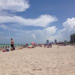 Afternoon on SoBe.