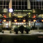 Grand Mercure Beijing Central resmi