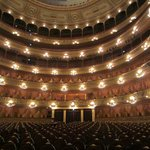Teatro Colon - Seats