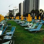 enough lawn chairs for everyone
