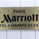 صورة فوتوغرافية لـ ‪Paris Marriott Hotel Champs-Elysees‬