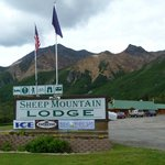 Foto de Sheep Mountain Lodge