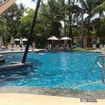 Great place to relax... poolside Holiday Inn Resort Patong