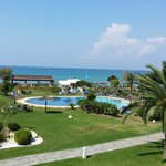 Foto de Kyllini Beach Resort