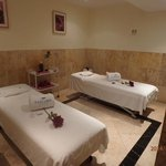 massage suite at the Spa