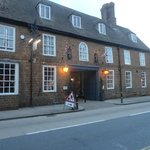 Foto de The Saracens Head Hotel