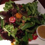 Field Greens side salad