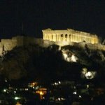 Amazing Acropolis View from Roof top