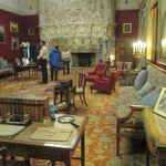 Cragside's huge Drawing Room