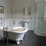 Bathroom for room Mynydd