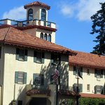 Historic Columbia Gorge Hotel, Hood River, OR