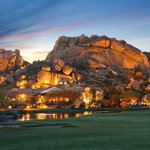 The Boulder Pile at The Boulders, a Waldorf Astoria Resort