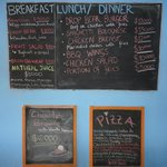 Menu/prices Breakfast-Lunch-Dinner