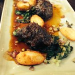 Beef Cheek was a new addition to their offerings