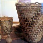 Native American Baskets, Columbia Gorge Discovery Center, The Dalles, OR
