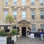 The Abbey Hotel resmi