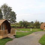 Φωτογραφία: Wallsend Guest House, Wigwams and Tea Room