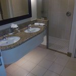 Executive Room.....Double Sinks & Shower