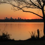 White Rock Lake Park Foto