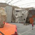 The huge EICA - loads of choices for climbing!