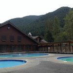 Foto de Sol Duc Hot Springs Resort