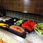 Evening Reception Salad Bar