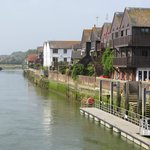 The river Arun at Arundel