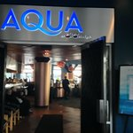 Aqua is Beautiful, both fine dining and casual, perfect for the waterfront