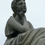 One of the beautiful statues