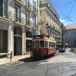 Hotel environs Lisbon (with tram)