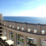 Panoramic shot from our balcony - Room 925