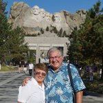 After our stay at Cambria Suites we were well rested for Mt. Rushmore!
