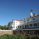 Front of the Stanley Hotel