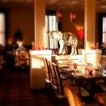 dining Indian style at rasam