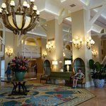 Lobby gorgeous and smells fantastic!!!