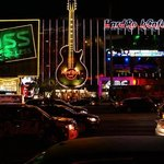 Hard Rock Cafe Las Vegas Strip Foto