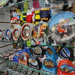 Souvenir shop near by