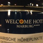 Foto de Welcome Hotel Marburg