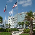 Photo de Courtyard Galveston Island Gulf Front