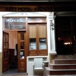 Ares Hotel Istanbul Foto
