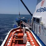 Cruise on board the Eclipse booked through EQ Touring