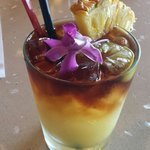 The Marriott bar has the best Mai Tai in the area I tried them all.
